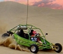 Las Vegas VIP dune buggy baja experience, luxury amenities, private guide, private transportation