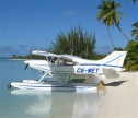 seaplane charters, private lunch, dinner, limo transportation, Everglades tour